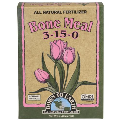 Down To Earth Bone Meal - 5 lb (6/Cs)