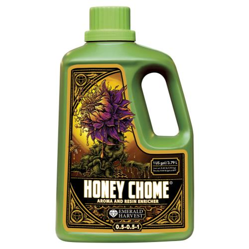 Emerald Harvest Honey Chome Gallon/3.8 Liter (4/Cs)
