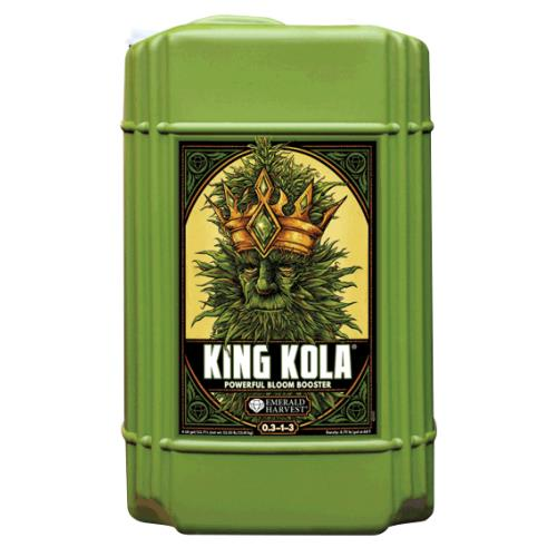 Emerald Harvest King Kola 6 Gallon/22.7 Liter (1/Cs) (FL, NM, PA Label)