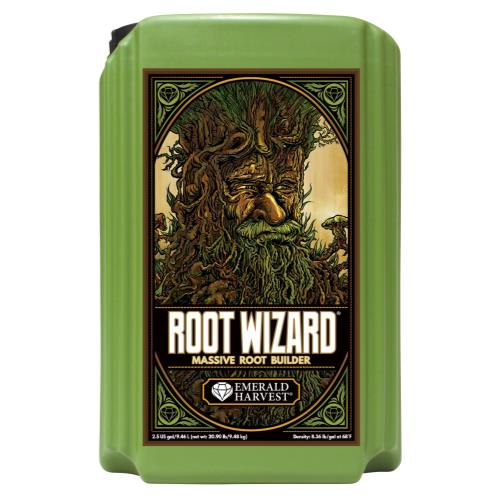 Emerald Harvest Root Wizard 2.5 Gal/9.46 L (2/Cs)