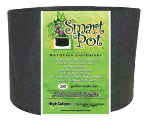 Smart Pot Black 20 Gallon (50/Cs)