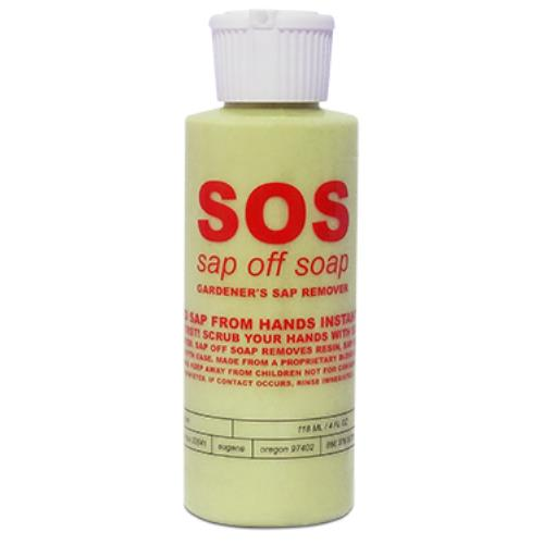 Roots Organics SOS Sap Off Soap 4 oz (12/Cs)