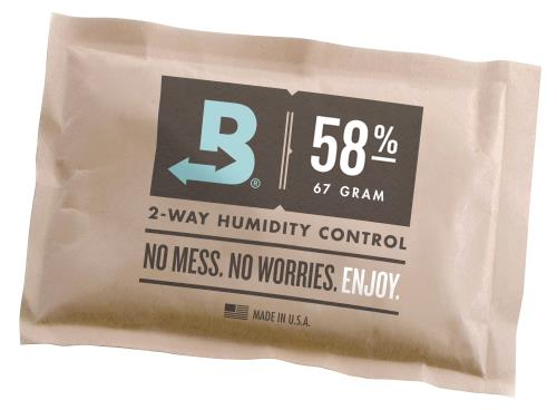 Boveda 67g 2-Way Humidity 58% (100/Pack)