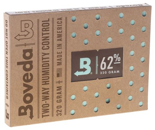 Boveda 320g 2-Way Humidity 62% (6/Pack)