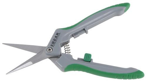 Shear Perfection Platinum Stainless Trimming Shear - 2 in Straight Blades (12/Cs)