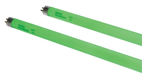 Spectralux Green T5 HO 54 Watt 4 ft (25/Cs)