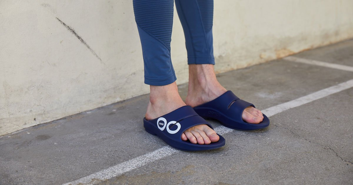 OOFOS Australia | Recovery Thongs