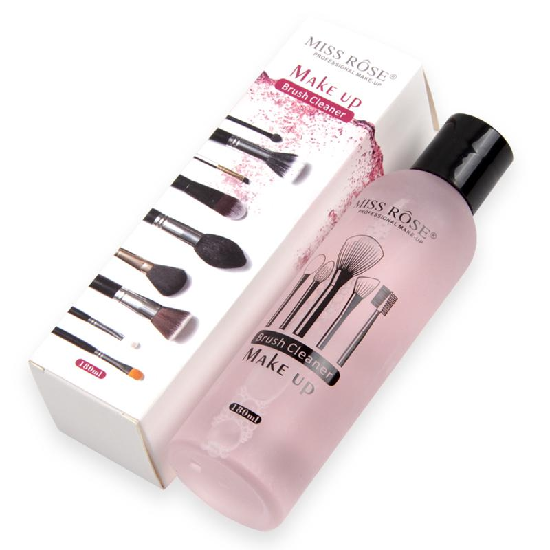 Magic Makeup Brush Liquid Cleaner