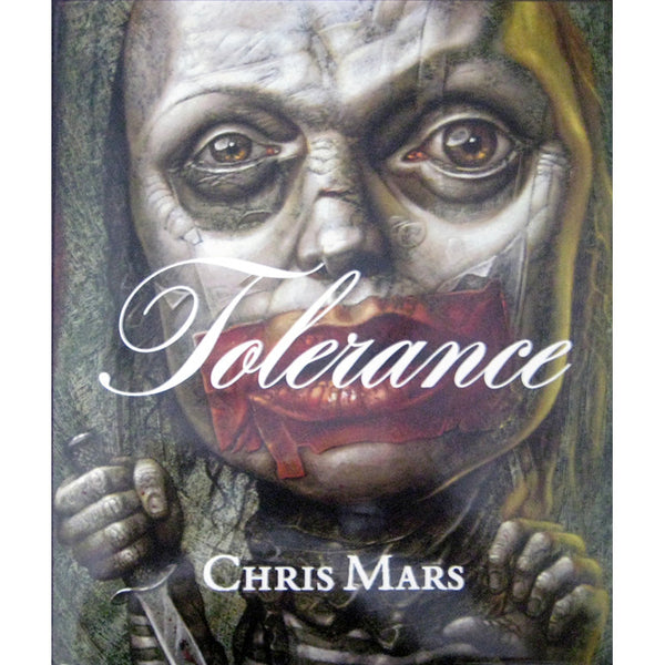 "Chris Mars, ""Tolerance: The Art of Chris Mars"" - Jonathan LeVine Gallery"