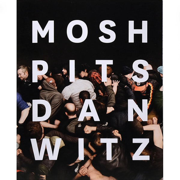 "Dan Witz, ""Mosh Pits - Exhibition Catalogue"" - Jonathan LeVine Gallery"