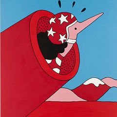 "Parra, ""Cannonball"" - Jonathan LeVine Gallery - 1"