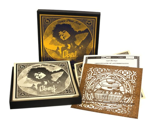 "Shepard Fairey, ""Dance Floor Riot Box Set"""