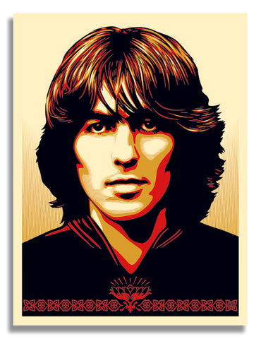 "Shepard Fairey, ""Poster for George RED"""