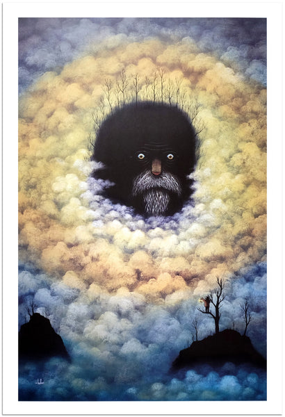 "Andy Kehoe, ""Hail the Dark Wonder"" - Jonathan LeVine Gallery"
