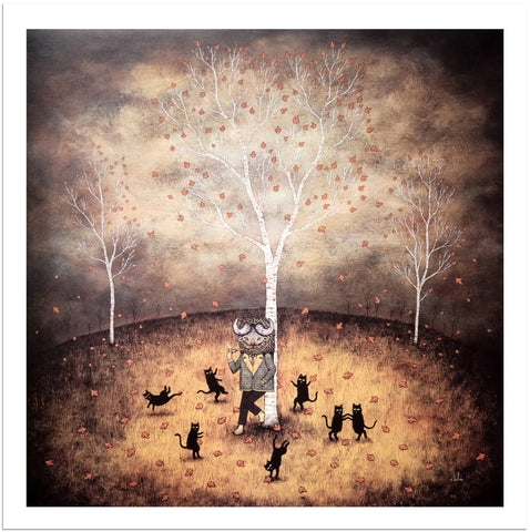 "Andy Kehoe, ""Revel in the Wild Joy"" - Jonathan LeVine Gallery"