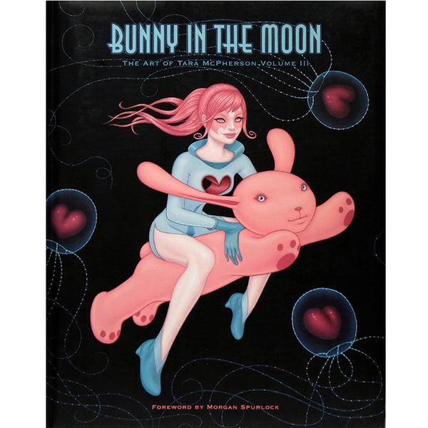 "Tara McPherson, ""Bunny in the Moon: The Art of Tara McPherson (Vol. III)"" - Jonathan LeVine Gallery - 1"