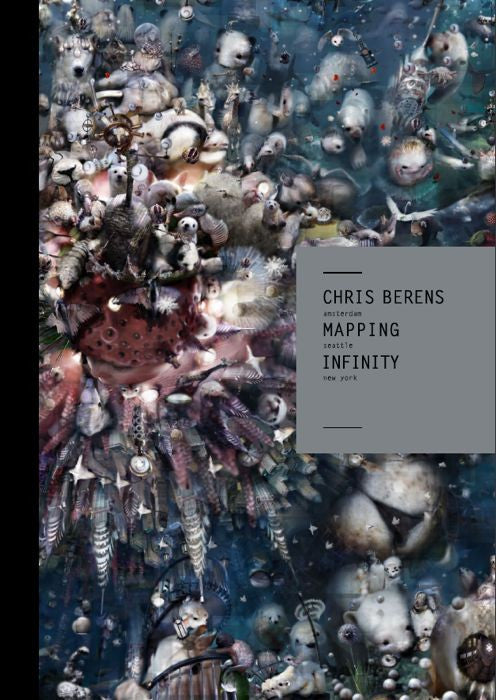"Chris Berens ""Mapping Infinity"" - Jonathan LeVine Gallery"