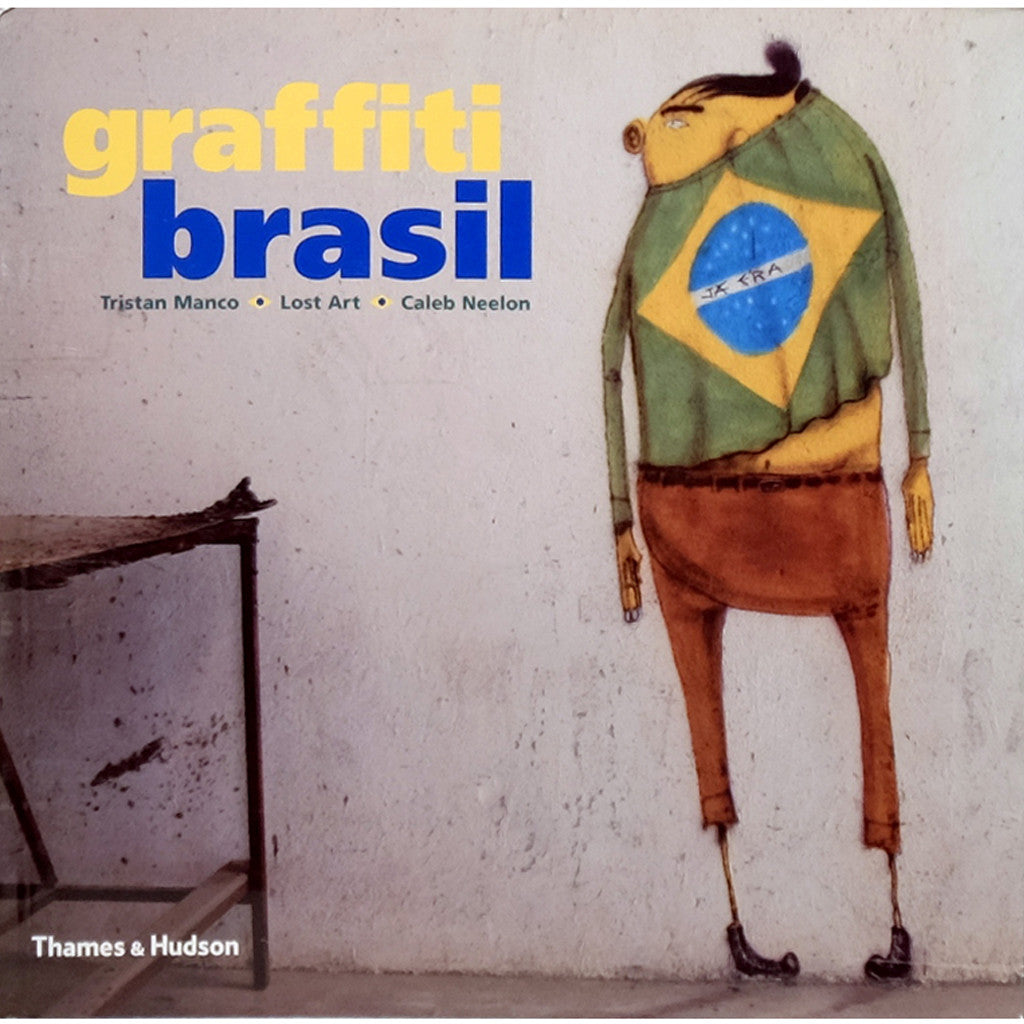 "Tristan Manco and Caleb Neelon, ""Graffiti Brasil"" - Jonathan LeVine Gallery - 2"