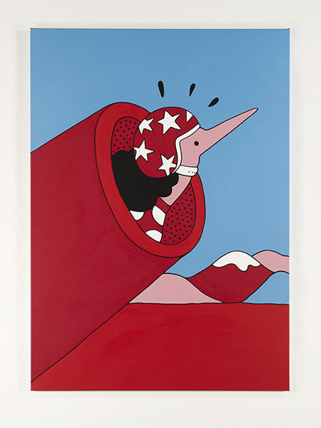 "Parra, ""Cannonball"" - Jonathan LeVine Gallery - 2"