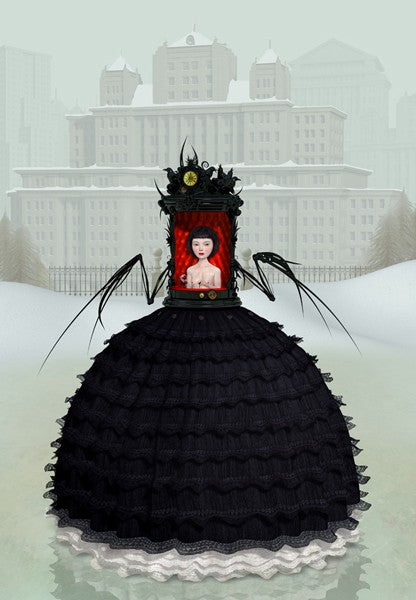 "Ray Caesar, ""Black Bird"""