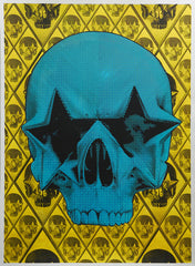 "Ron English, ""Starskull Positive"" HPM - Jonathan LeVine Gallery - 4"