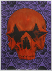 "Ron English, ""Starskull Positive"" HPM - Jonathan LeVine Gallery - 5"