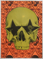 "Ron English, ""Starskull Positive"" HPM - Jonathan LeVine Gallery - 3"