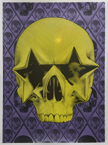 "Ron English, ""Starskull Positive"" HPM - Jonathan LeVine Gallery - 1"