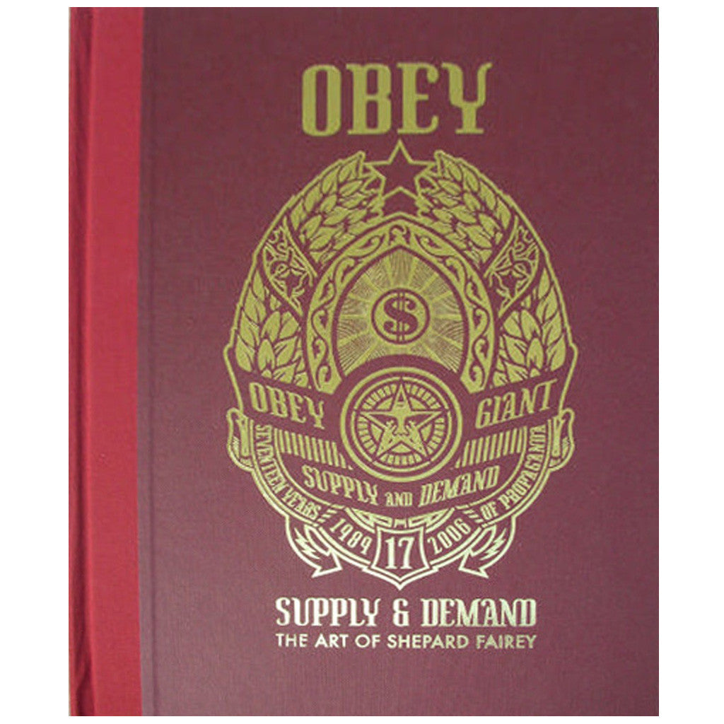 "Shepard Fairey, ""OBEY: Supply & Demand"" - Jonathan LeVine Gallery"