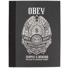 "Shepard Fairey, ""OBEY: Supply & Demand"" 20th Anniversary Edition - Jonathan LeVine Gallery - 1"