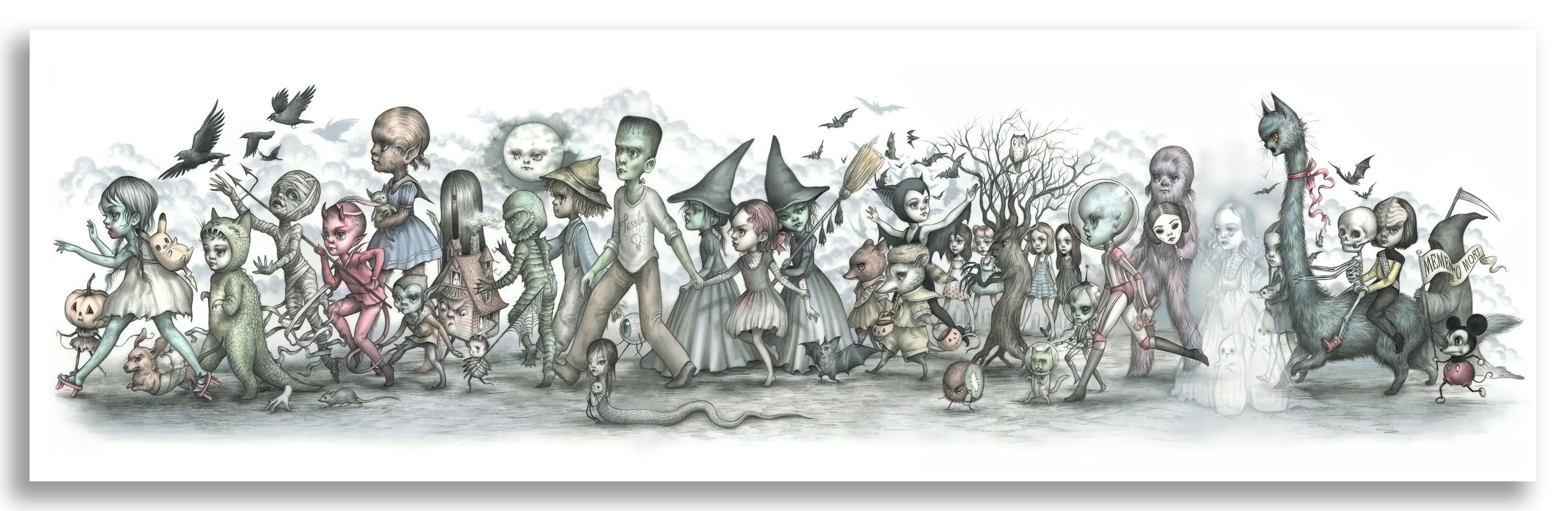 "Mab Graves, ""The Monsters Parade"""