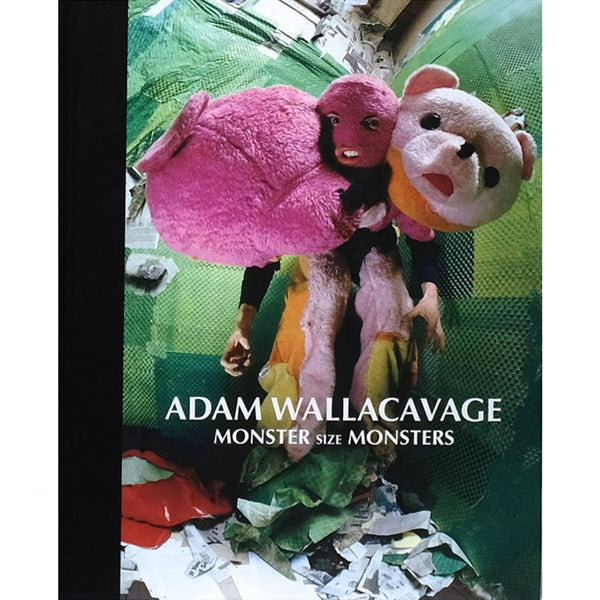 "Adam Wallacavage, ""Monster Sized Monsters"" - Jonathan LeVine Gallery"