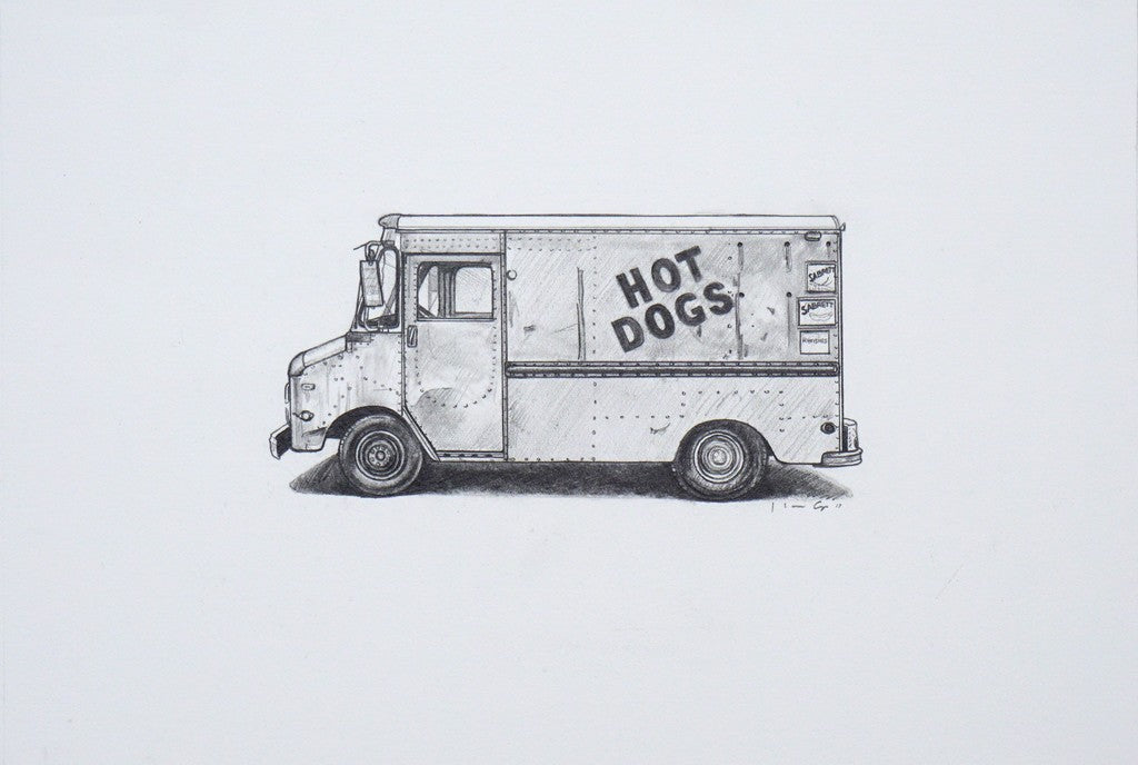 "Kevin Cyr, ""Hot Dogs"""