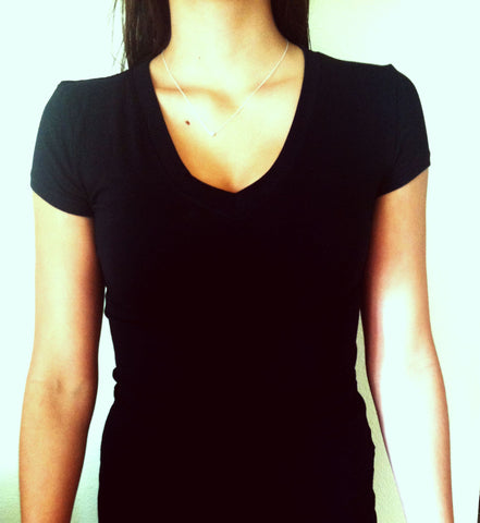 Women's World Famous V-neck