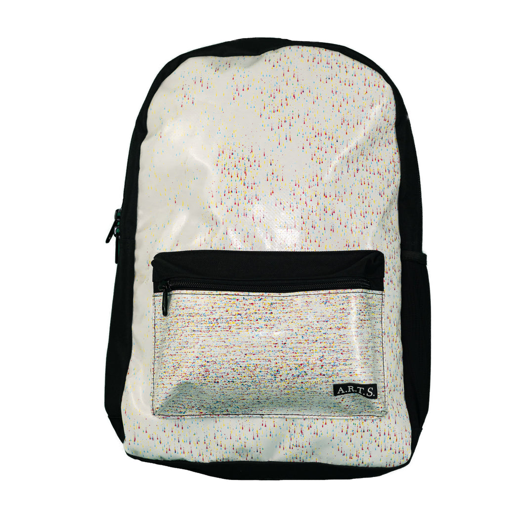 Static Drip Backpack