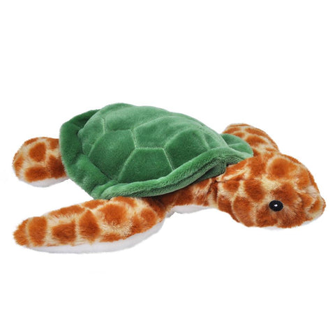 ECOKIN MINI SEA TURTLE PLUSH