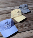 CHAMBRAY TURTLE HAT