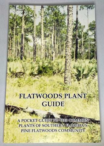 Flatwoods Plant Guide Pocket Book