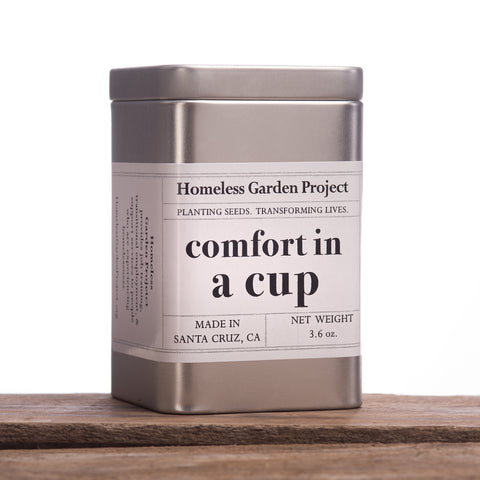 Herbal Tea - Comfort in a Cup