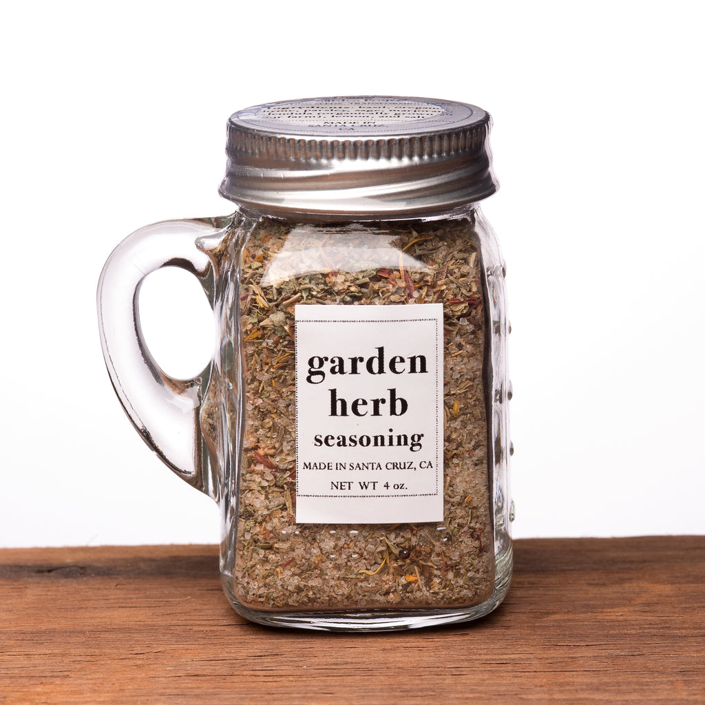 Garden Herb Salt Seasoning