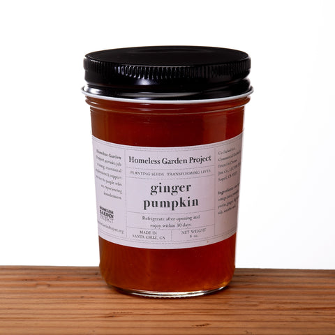Ginger Pumpkin Jelly