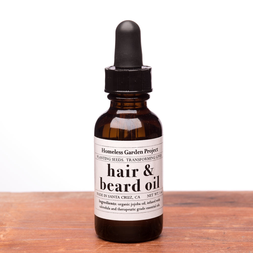 Hair & Beard Oil