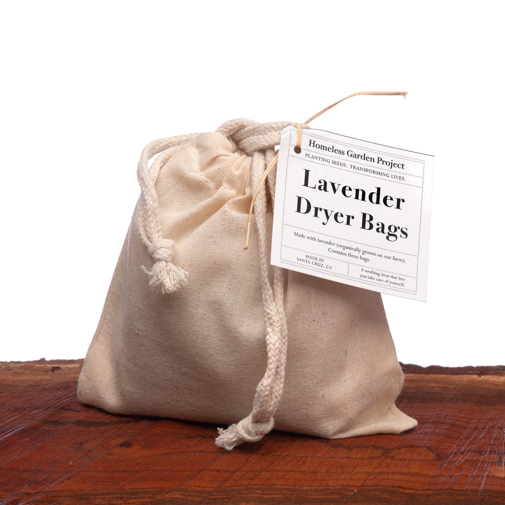 Lavender Dryer Bags