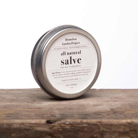 All Natural Salve