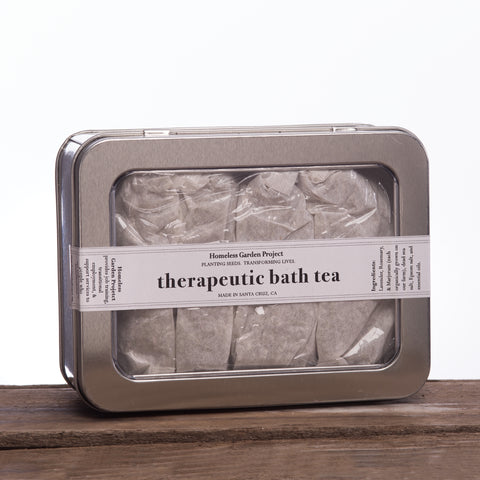 Therapeutic Bath Tea