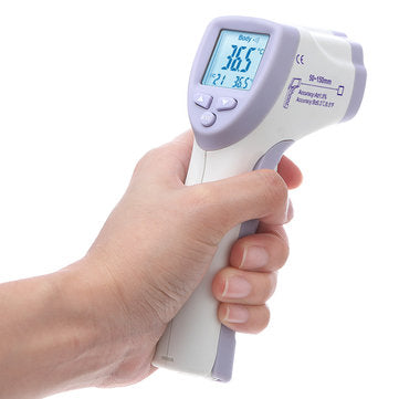 Non-contact Digital Thermometer-IR Infrared Forehead Body Temperature