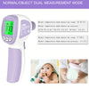 In Stock Infrared Non-contact Thermometer Digital Temperature Measurement Meter LCD IR Infrared Handheld Thermometer Forehead Body Thermometer for Baby Adult /Digital No Contact Infrared Forehead Thermometer