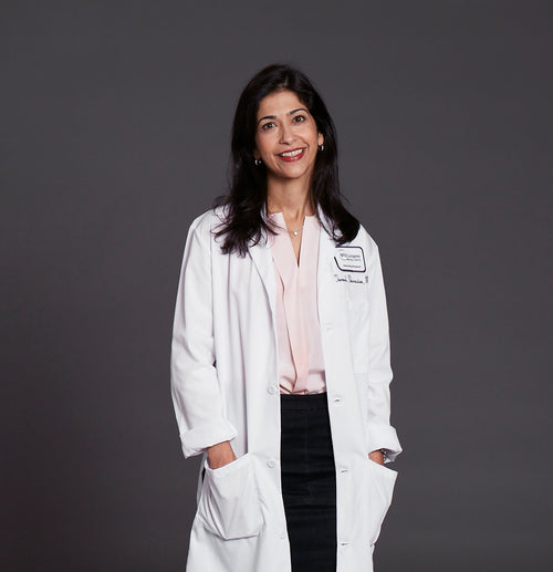 Dr. Tara Shirazian, our Founder & Mom in Chief
