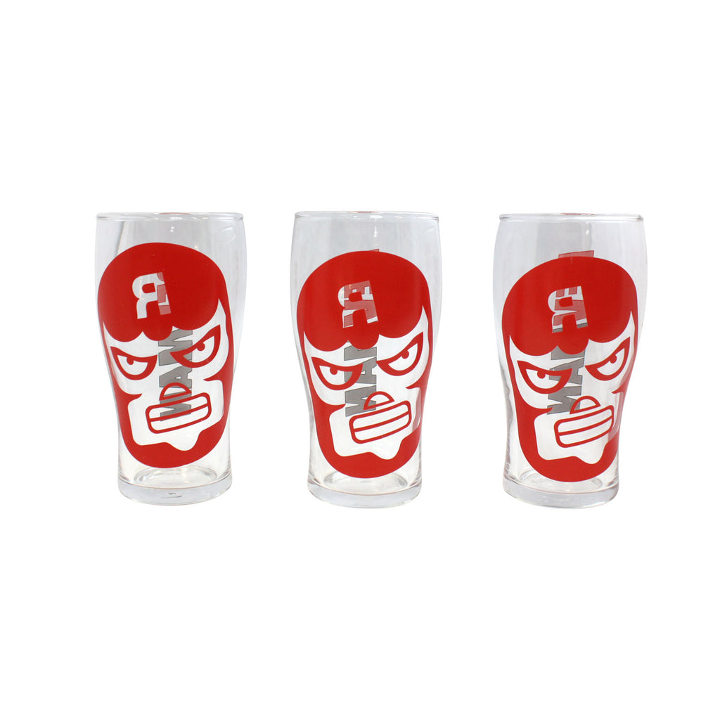 REVMAN Beer Glasses