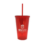 Red REVMAN Tumblr Cup